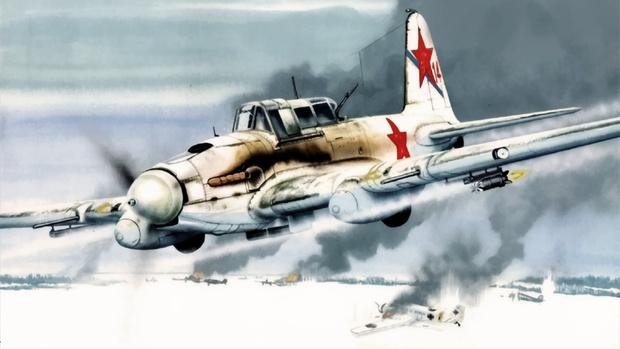 Фото №3 - Летающий танк или летающий гроб? 6 железных фактов о штурмовике Ил-2