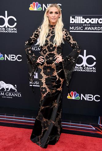 Фото №16 - Billboard-2018: Тейлор Свифт, Мила Кунис и другие на красной дорожке музыкальной премии