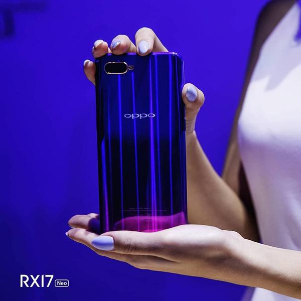Фото №6 - 5 «фишек» OPPO RX17 Neo для идеального Инстаграма