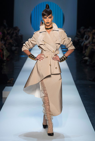 Фото №4 - Обыкновенная фантастика: Jean Paul Gaultier Couture SS18