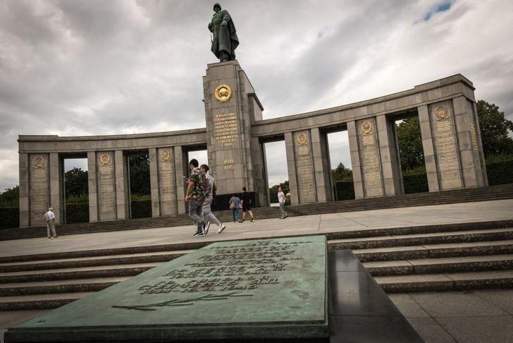 Фото №11 - Покоренный Берлин глазами военного фотографа: репортаж из мая 1945-го