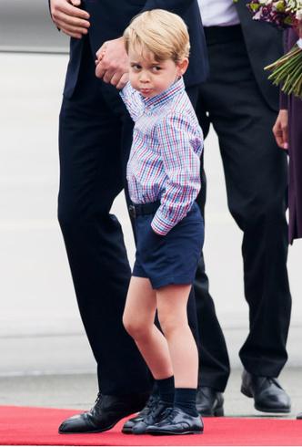 Фото №3 - Сложный этап: как в скором времени изменится жизнь принца Джорджа