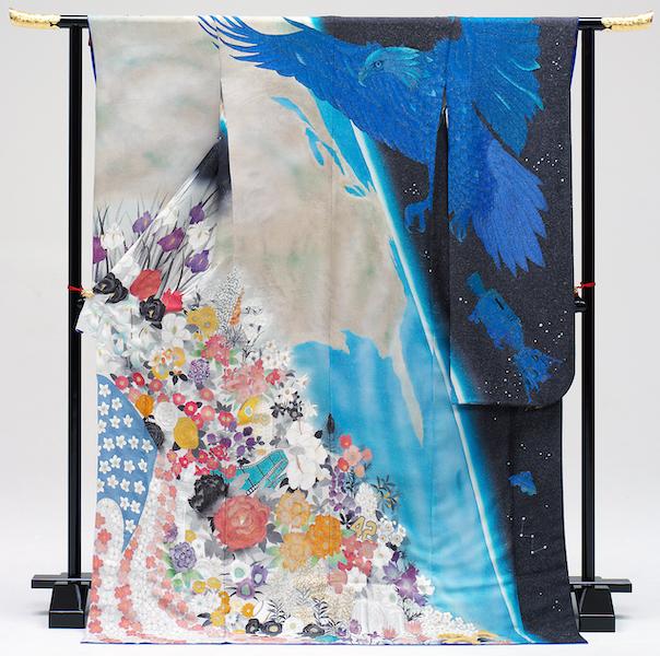 Фото №4 - Олимпиада в Токио 2020: кимоно для стран-участниц