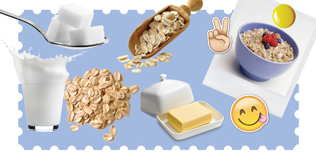 Фото №1 - 5 полезных и быстрых рецептов завтраков