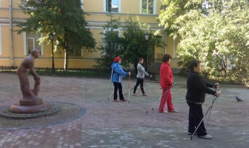 Фото №1 - В Петербурге отремонтировали Городской гериатрический центр
