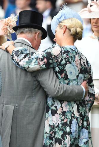 Фото №3 - Как Зара Тиндолл стала для принца Чарльза дочерью, о которой он всегда мечтал