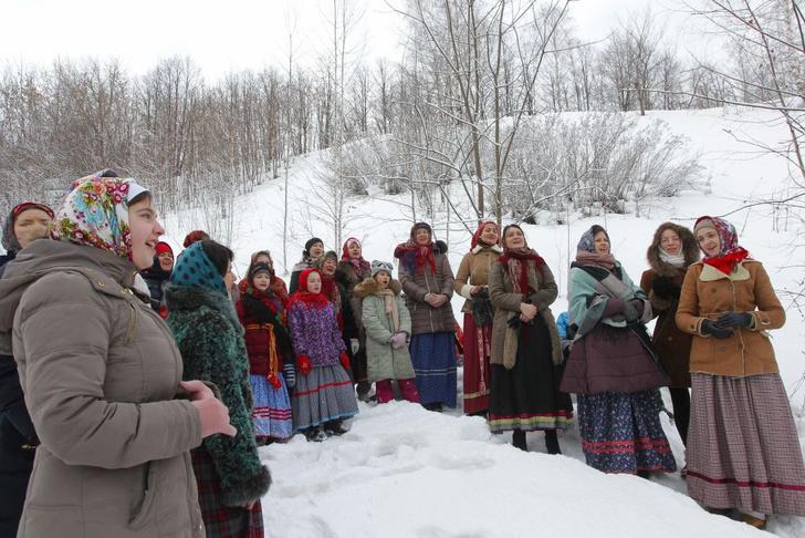 Фото №8 - Хеллоуин по-славянски: день Марены