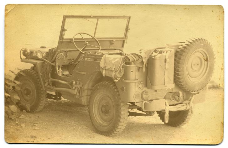 Фото №3 - Из солдат в рабочие: история и интересные факты о джипах