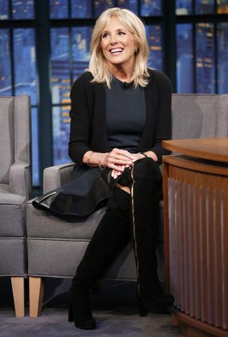Фото №6 - Стиль Джилл Байден: как одевается новая Первая леди США