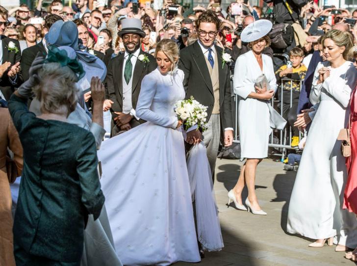 Фото №8 - Как прошла свадьба Элли Голдинг, бывшей возлюбленной принца Гарри
