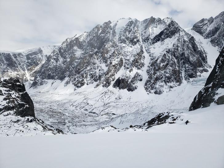 Фото №1 - Ученые рассказали о влиянии глобального потепления на ледники Алтая