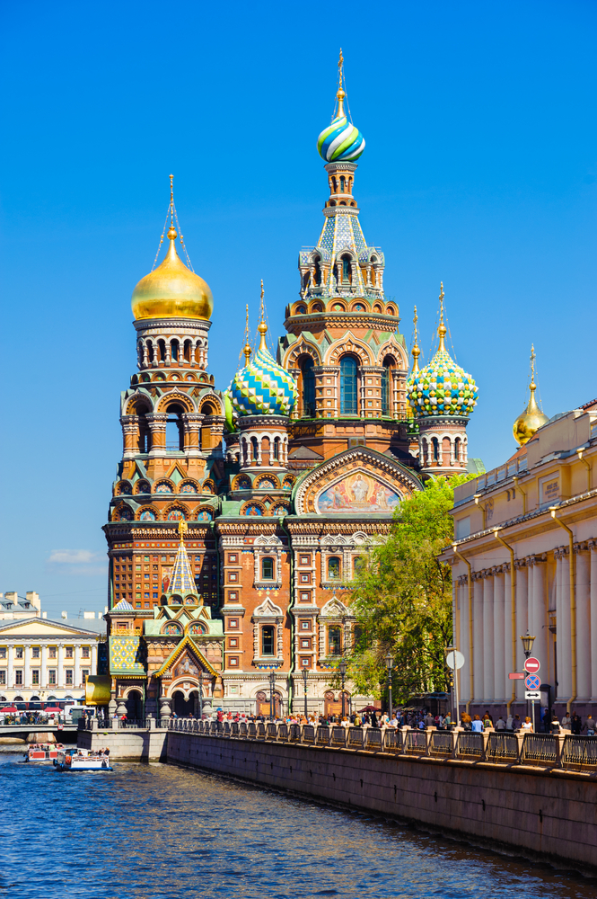 Фото №1 - Собор Санкт-Петербурга вошел в топ лучших достопримечательностей мира