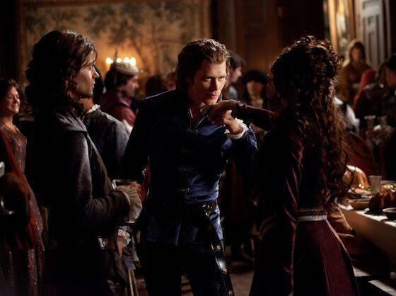 Фото №4 - «Дневники вампира»: 5 доказательств того, что Клаус и Кэтрин могли бы стать идеальной парой