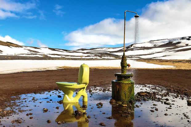 Фото №20 - 10 общественных туалетов с роскошными видами