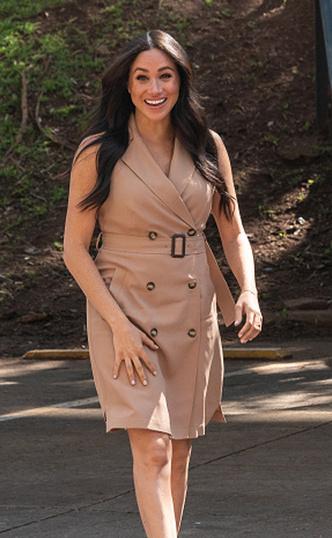 Меган Маркл неудачное платье