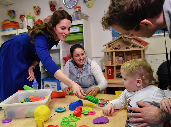 Фото №2 - Почему герцогиня Кэтрин сконцентрировалась на психическом здоровье детей