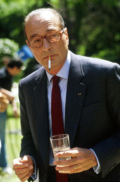 Фото №11 - Каким был Жак Ширак: 18 неформальных фото экс-президента Франции