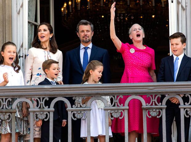 Фото №13 - Надежда Короны: дети, которые станут королями и королевами в будущем