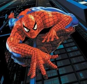 Фото №1 - Человек-паук на московском небоскребе