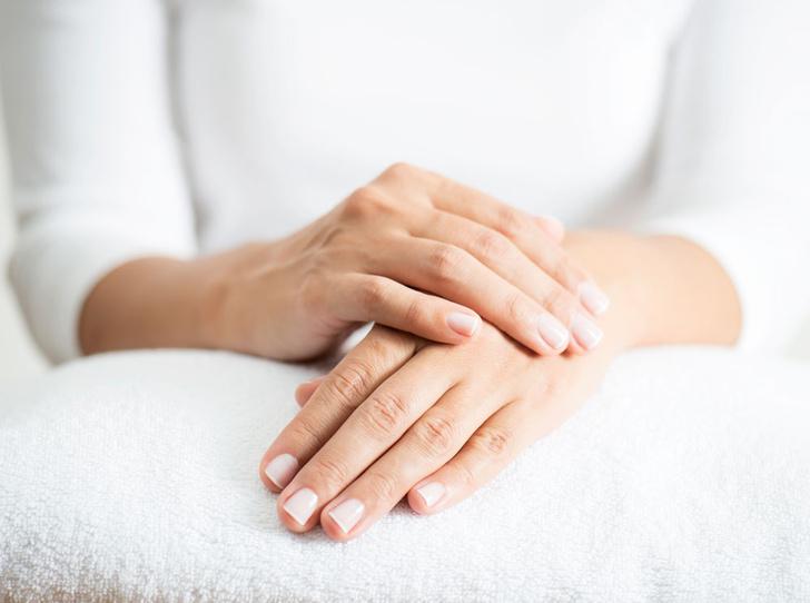 Фото №2 - Как сохранить молодость кожи рук