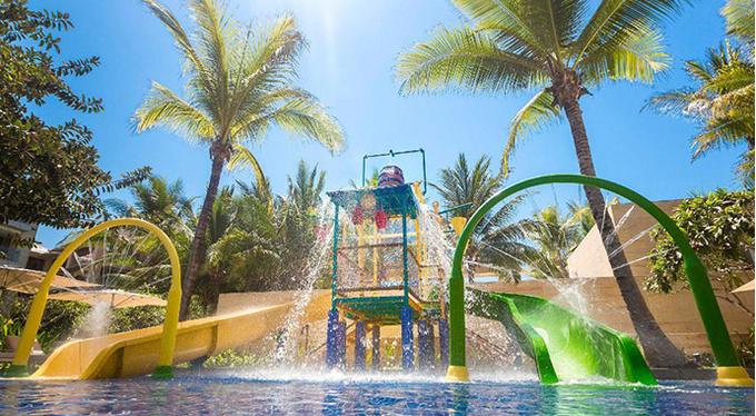 Отпуск с детьми в Mulia Bali