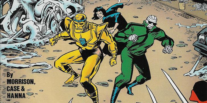 Фото №4 - 10 супергеройских комиксов, по которым можно снять крутые ужастики