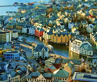 Фото №1 - 15 мест в Норвегии, которые стоит увидеть своими глазами