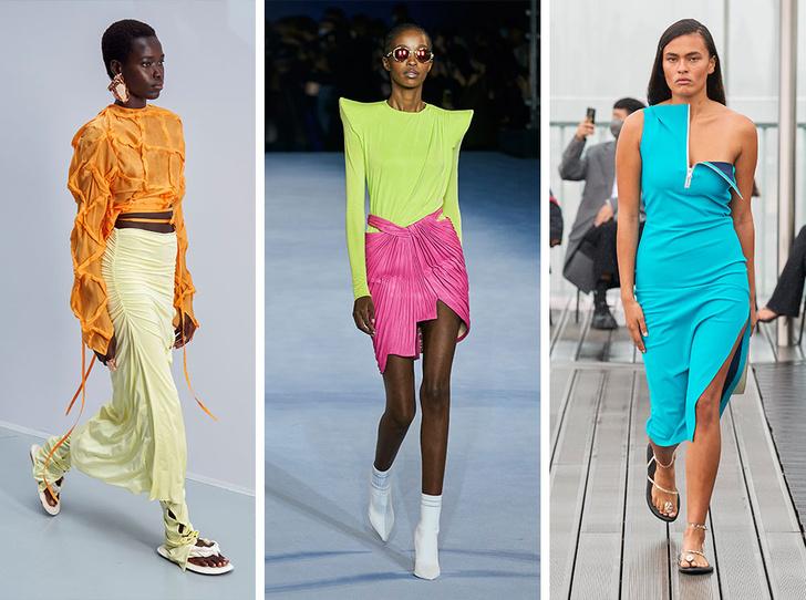Фото №3 - Тренды весны и лета 2021 с Недели моды в Париже