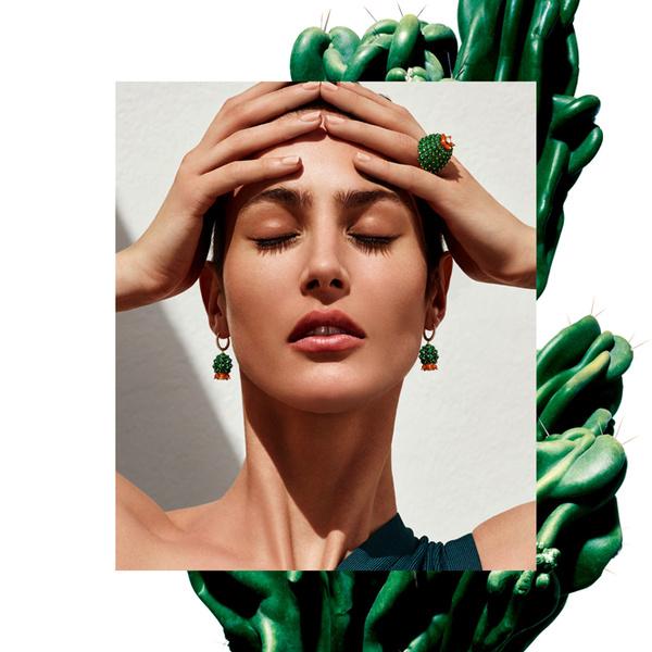 Фото №4 - Цветы пустыни: новая коллекция Cactus de Cartier