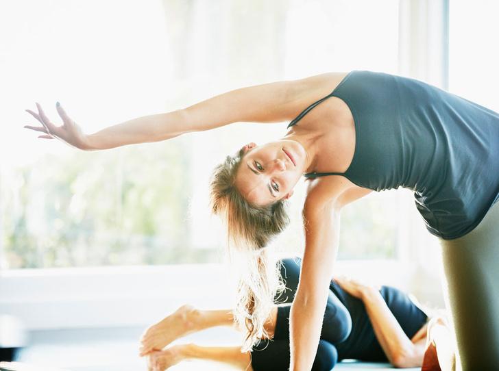 Фото №1 - Самые эффективные упражнения на выносливость и координацию