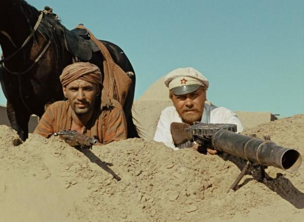 Фото №1 - Самый фотогеничный пулемет в истории кино