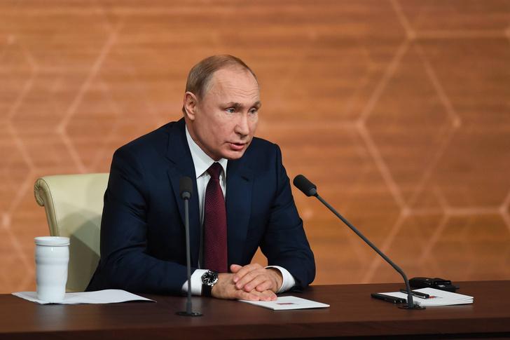Владимир Путин о коронавирусе