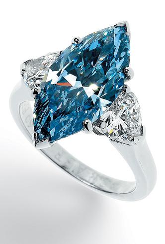 Фото №8 - Цветные бриллианты: почему все сходят по ним с ума