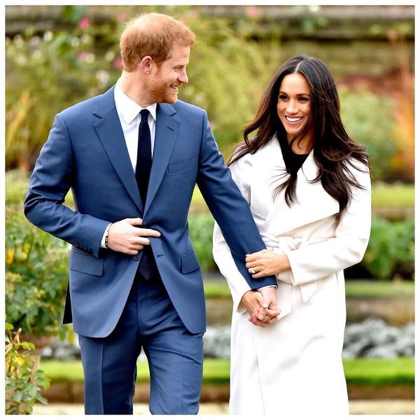 Фото №3 - Принц Гарри и Меган Маркл выпустили праздничный подкаст