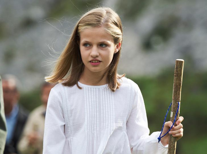Фото №85 - Принцесса Леонор: история будущей королевы Испании в фотографиях