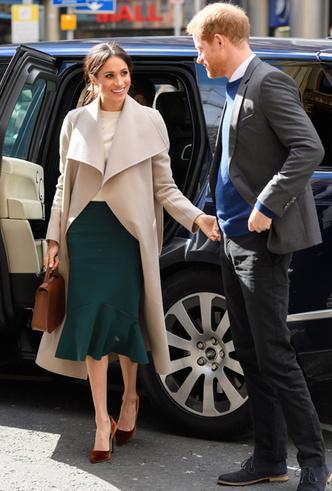 Фото №7 - Эффект Меган Маркл: какие модные бренды прославила супруга принца Гарри