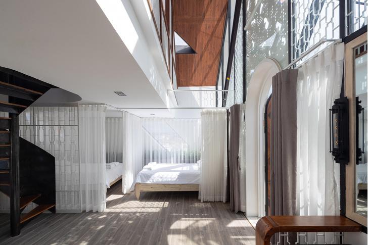 Фото №10 - Отель с перфорированными фасадами во Вьетнаме