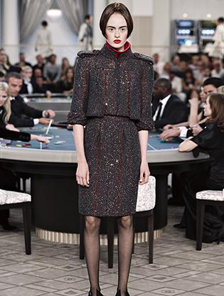 Фото №17 - Неделя Высокой моды в Париже: Chanel FW2015/16