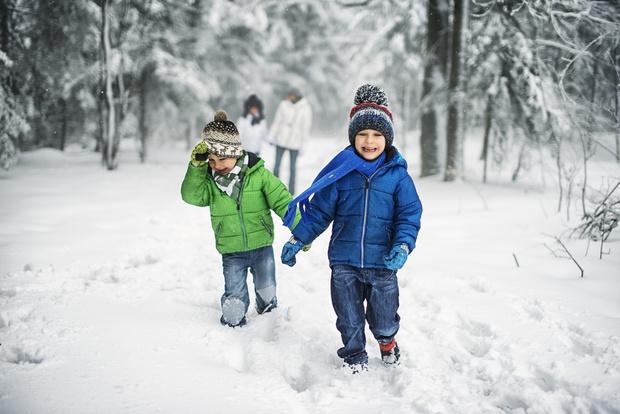 Ребёнок замерз на улице что делать