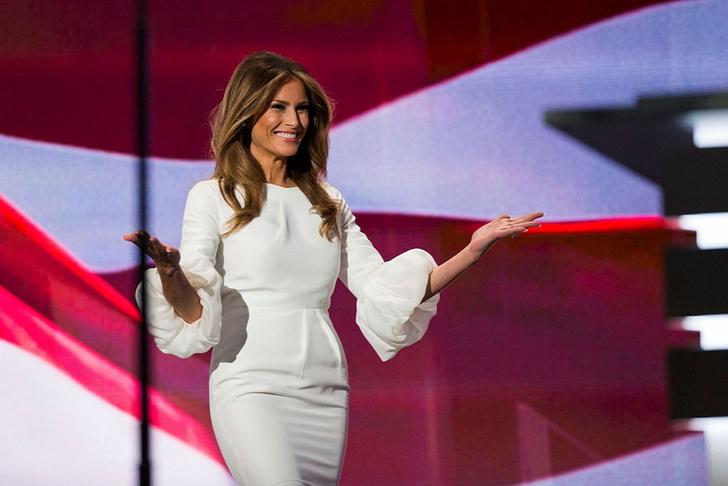 Фото №3 - Как Мелания отбила Дональда Трампа у молодой красивой миллиардерши в первый же вечер знакомства