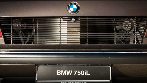 Фото №5 - «Золотая рыбка» с ушами Чебурашки: безумный проект гиперседана BMW