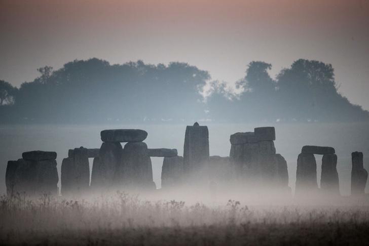 Фото №1 - Один кадр: Великобритания