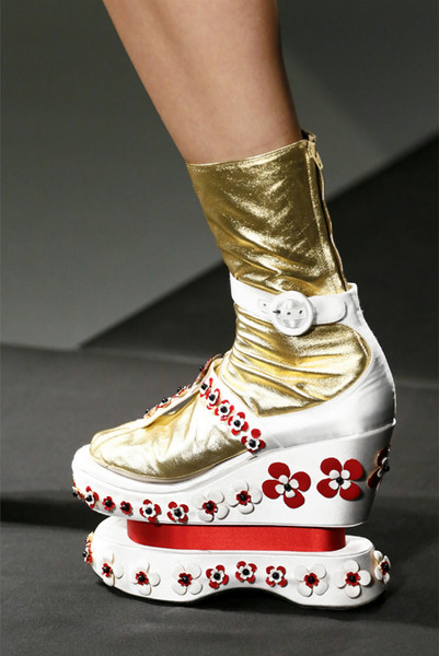 Обувь Prada, весна-2013