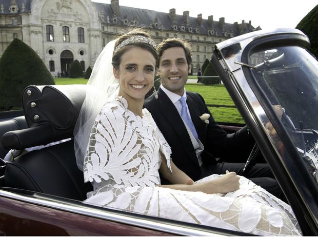 Фото №15 - 10 самых стильных звездных свадеб 2019 года