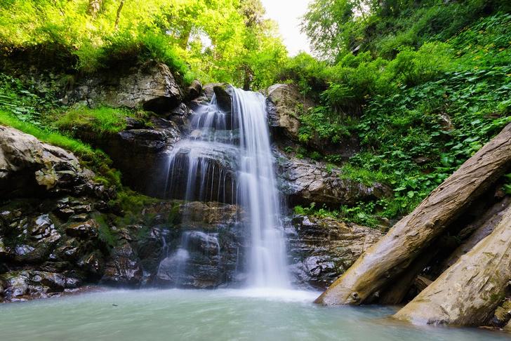 Фото №5 - История водопадов «Менделиха»
