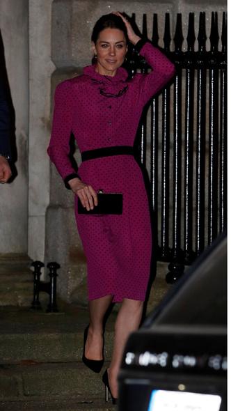 Фото №7 - Полька-дот: как королевские особы носят трендовый «горох»