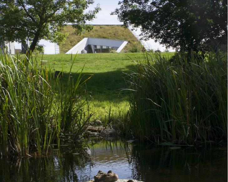 Фото №2 - Дом с наклонной крышей в Литве