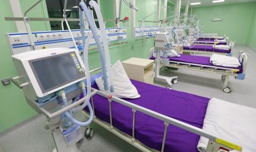Фото №1 - В Колпино завершается строительство корпуса за 4 млрд рублей. Но пациентов с ковидом госпитализировать туда не будут