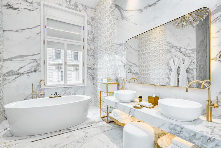 Фото №10 - Обновленный отель-дворец Matild Palace в Будапеште