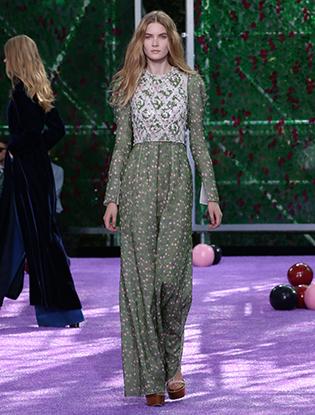 Фото №39 - Неделя Высокой моды в Париже: Dior Couture AW2015/16